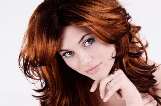 Девушка-осень: выбираем цвет волос