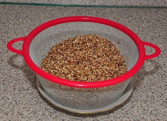 рецепты для мультиварки пшеничной каши на воде