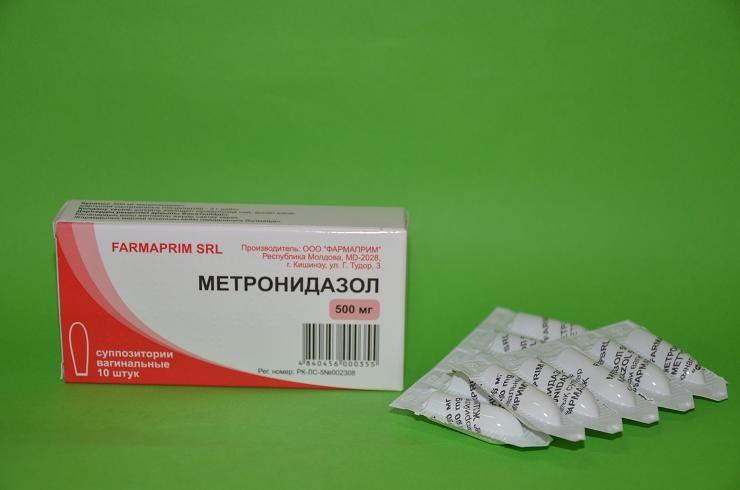 Метронидазол лекарство от алкоголизма