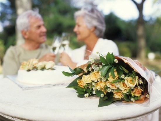 Золотая свадьба: сценарий