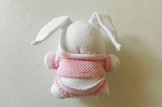Мягкие игрушки своими руками из носков