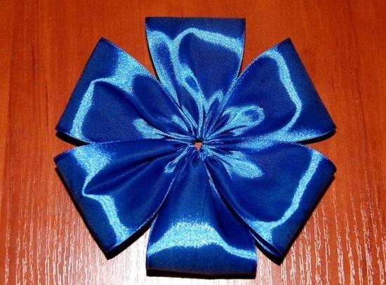 Резинки из атласных лент своими руками в технике канзаши: мастер-класс