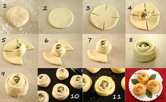 Пирожки: какую