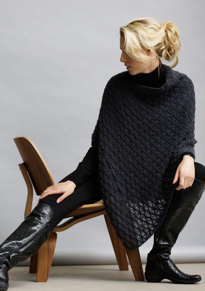 Кружевной свитер