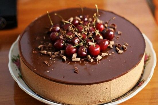Глазурь для торта из молока без какао