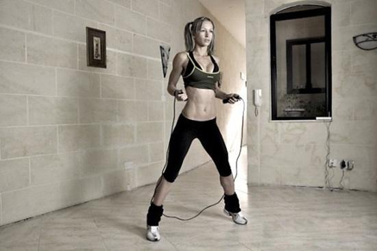 скакалка как метод похудения отзывы
