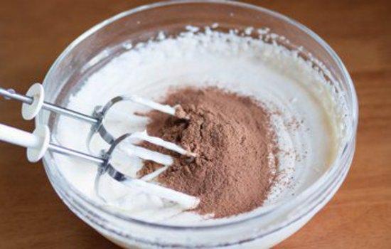Шоколадный крем для торта из какао порошка рецепт с пошагово в
