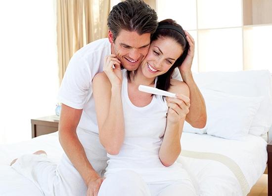 Первые признаки наступления беременности