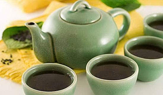 Зеленый чай при беременности можно пить, LS