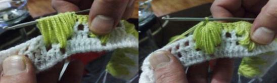 Вязание крючком детского пледа: схемы