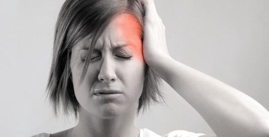 Болит голова в висках (давит причины) 7