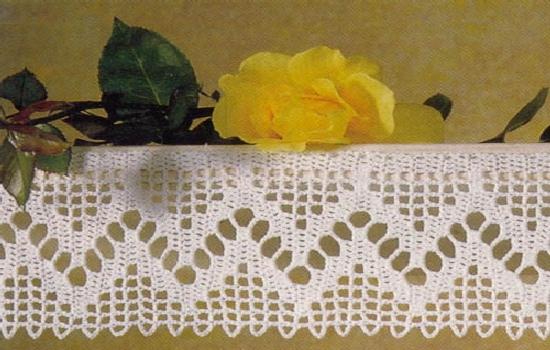 Кайма для отделки домашнего текстиля