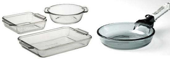 Посуда для запекания в микроволновке