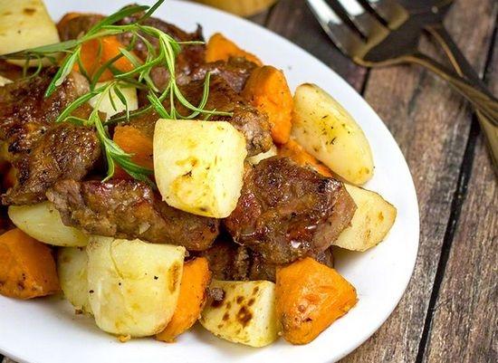 мясо говядина в мультиварке редмонд рецепты