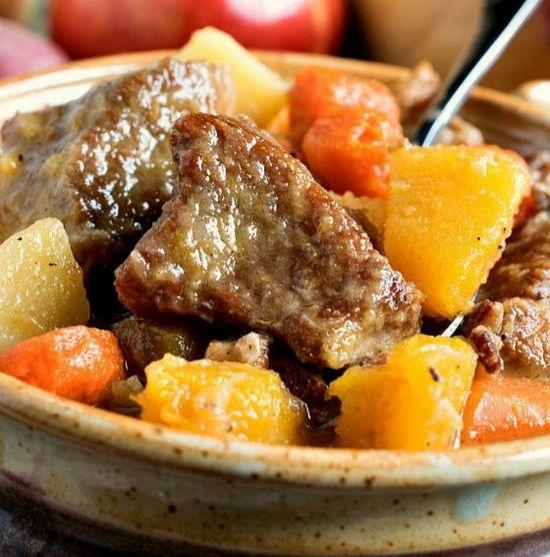 рецепты из свиной шейки куском в духовке