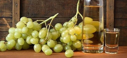 как приготовить компот из зеленого винограда