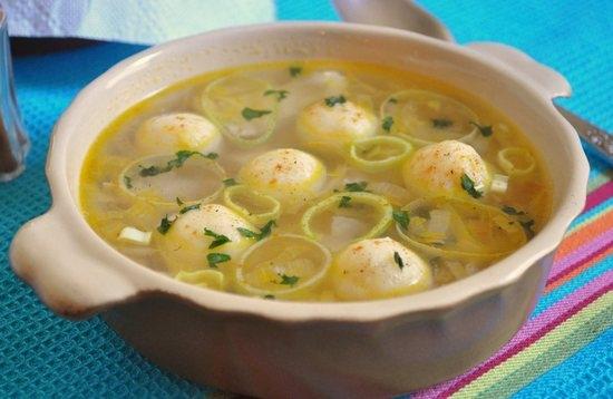 Клецки из картофеля: рецепт