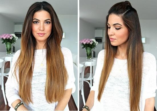 Технология накручивания волос на плойку