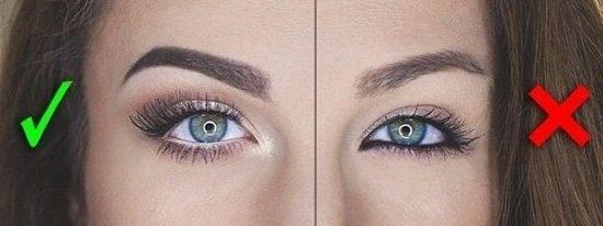 Как сделать чтобы на фото глаза были больше