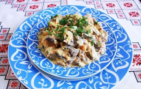 Великолепные пупочки: лучшие рецепты с куриными желудками