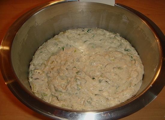 Рубленые котлеты из курицы с сыром: фарш