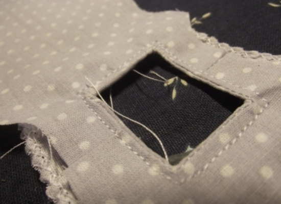 Пошив одежды куклы Тильды