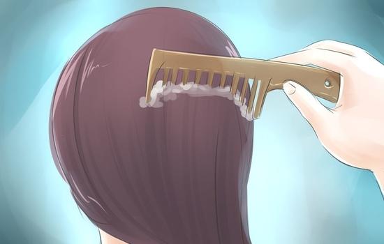 Легкие кудри на средние волосы