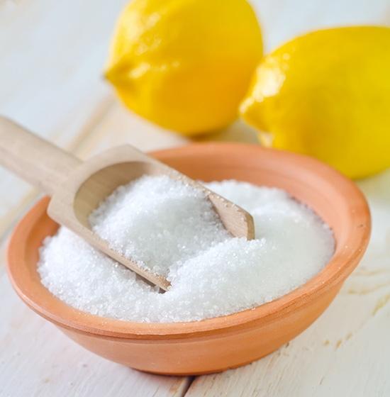 Как из лимонной кислоты сделать лимонный 176