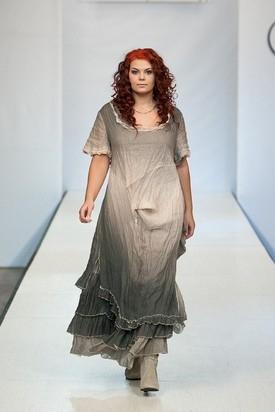 Богемный бохо стиль для женщин с роскошной фигурой