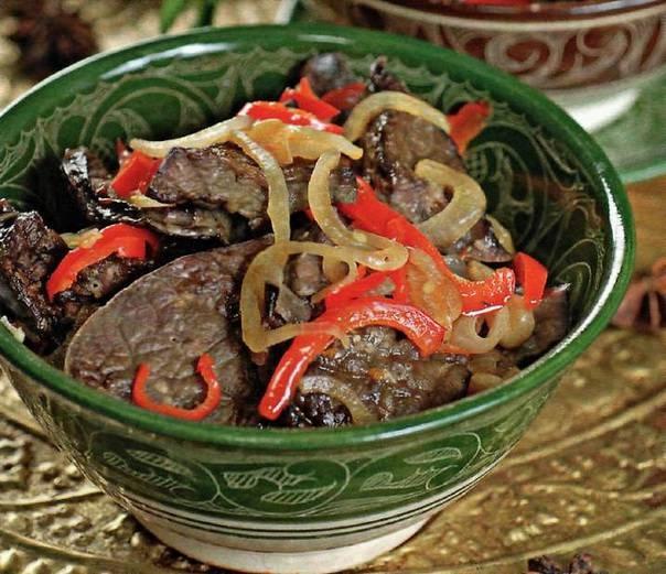 блюда из говяжьих легких фото