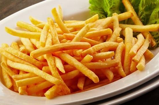 Какая картошка фри лучше