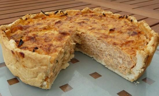 Открытый пирог с капустой в мультиварке рецепты с фото