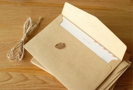 Как сделать конверт из листа а4?