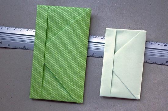 Как сделать красивый конверт из листа а4?