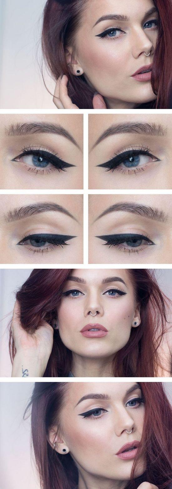 Как сделать глаза глубже фото 855
