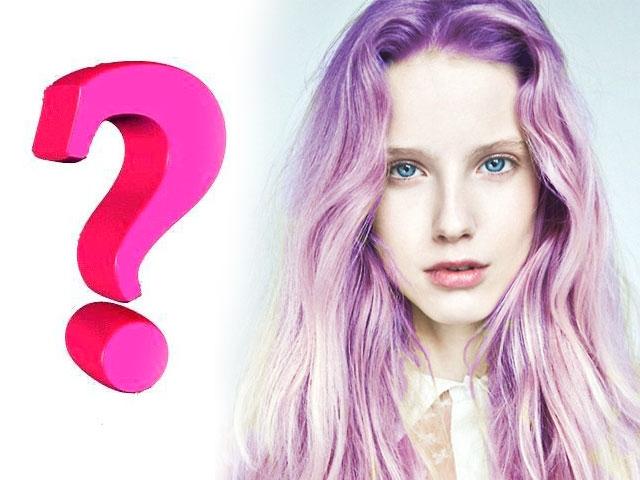 Почему во время месячных нельзя красить волосы