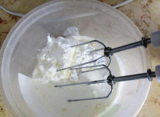 Торт-манник: рецепт с фото на сметане