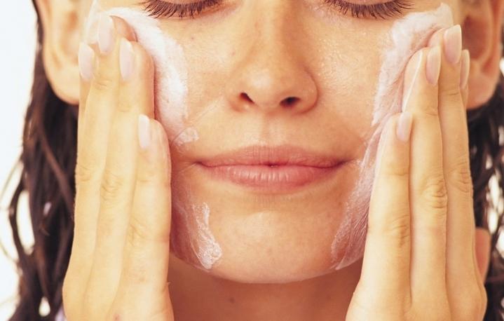 Сода и перекись водорода для лица