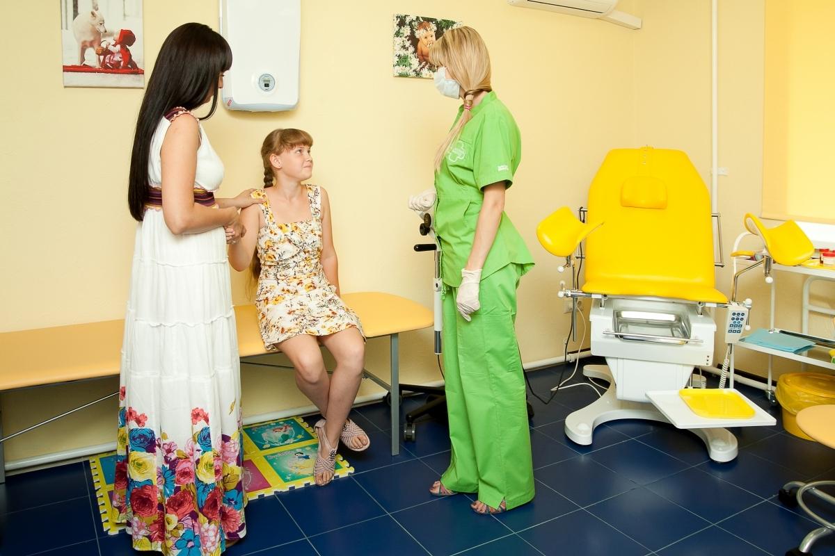 Длина тела небеременной матки у женщин как правило составляет