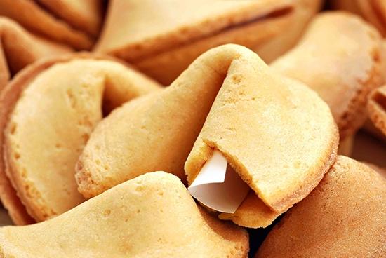 легкий и вкусный рецепт печенья с предсказаниями