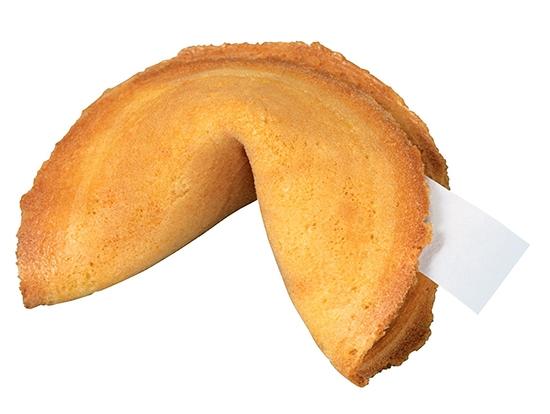 Печенье с предсказаниями – кулинарный рецепт