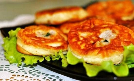Рецепт беляшей с мясом в домашних условиях для ленивых
