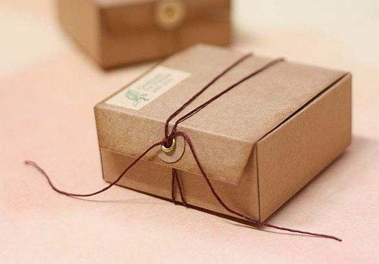 Подарочные коробки своими руками из картона и бумаги