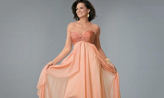 Как быстро сшить платье своими руками без выкройки на осень