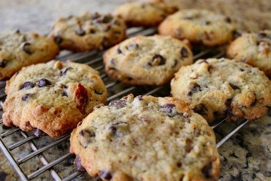 Рецепт затяжного печенья своими руками из