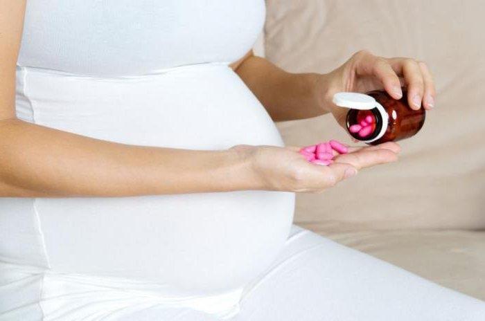 Фолиевая при беременности до какого срока принимать