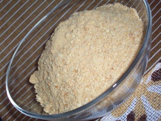 Пирожное «Картошка»: рецепт теста