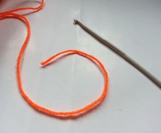 Вязание простого шарфа