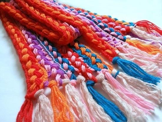 Как связать шарф крючком для начинающих: пошаговый мастер-класс