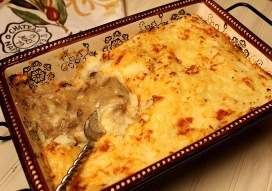 рецепт мясо по французски с фаршем с фото пошагово
